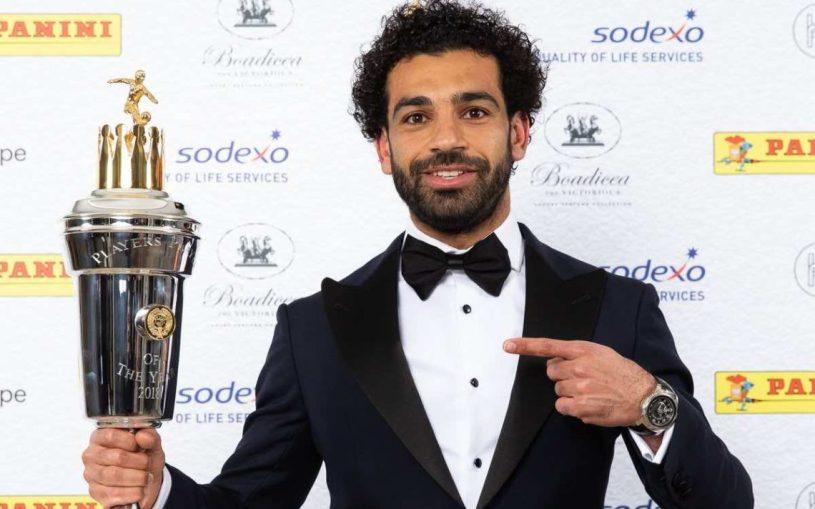 Mohamed Salah Signs