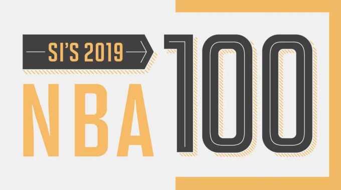 Top 100 Nba Players Rankings 2019