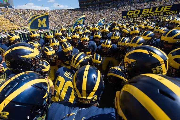 Michigan Football 2018