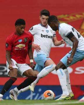 Manchester United Vs West Ham: Ups And Downs
