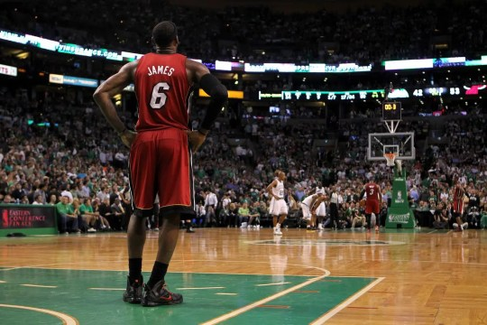 Why Lebron James Is An All Time Top 2 Player