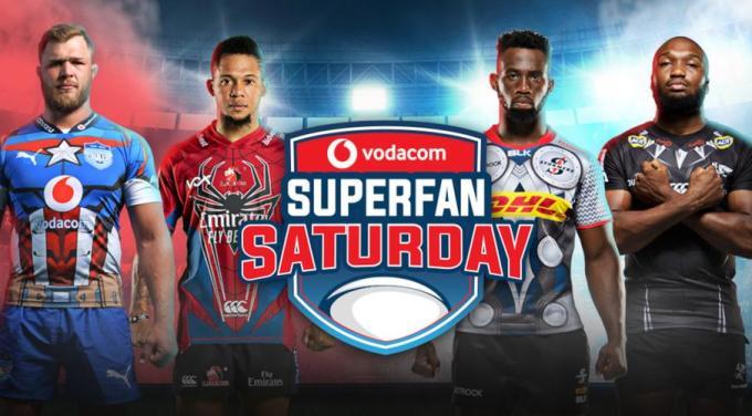 Vodacom Superfan Saturday