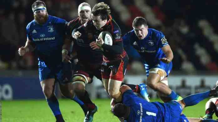 dragons v leinster