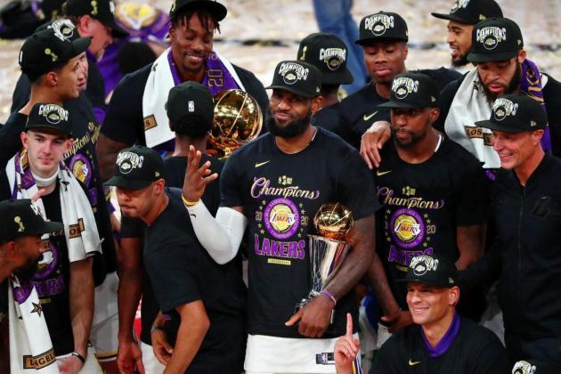 A Happy Ending to a Tumultuous NBA Season