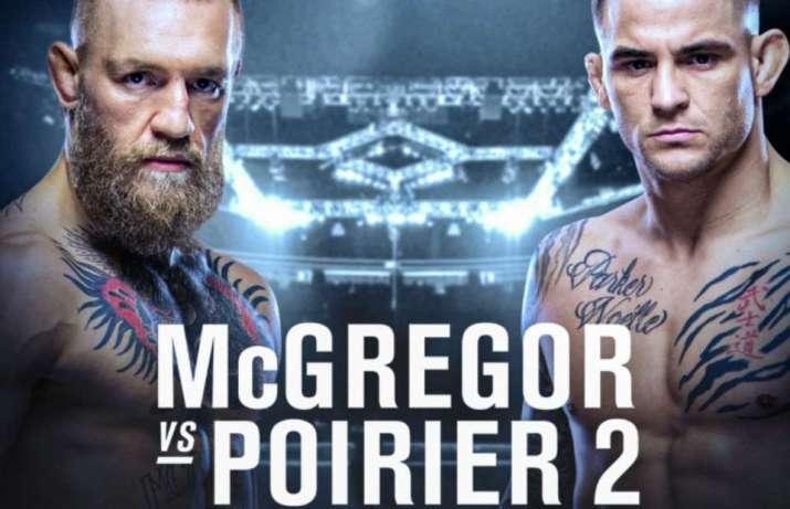 Conor McGregor vs. Dustin Poirier 2 set for Jan. 23