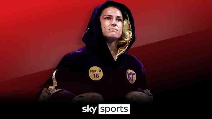 Skysports Katie Taylor Boxing