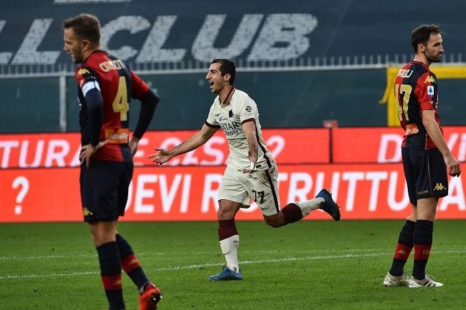 Roma vs Genoa