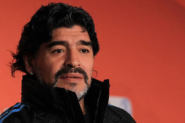 Diego Maradona Juggled Death As If It Were A Football