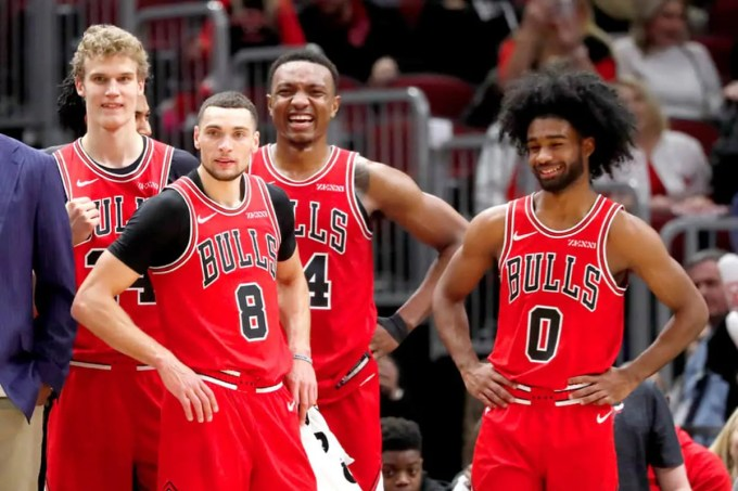 The Bulls Look To Take The Next Step And More.