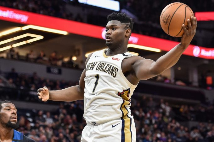 Zion Williamson Looks To Be The Next Big All-Star For The Pelicans.