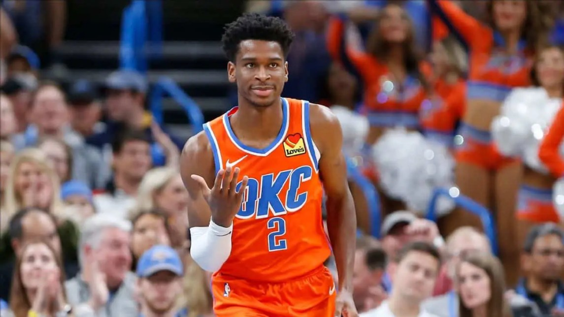 Shai Gilgeous-Alexander Is Ready To Take The Next Step.