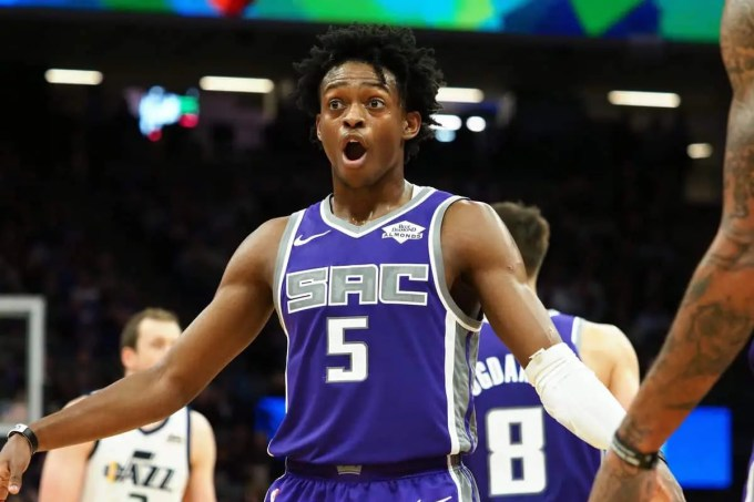 Will De'Aaron Fox Make The Jump To All-Star This Upcoming Season For Sacramento?