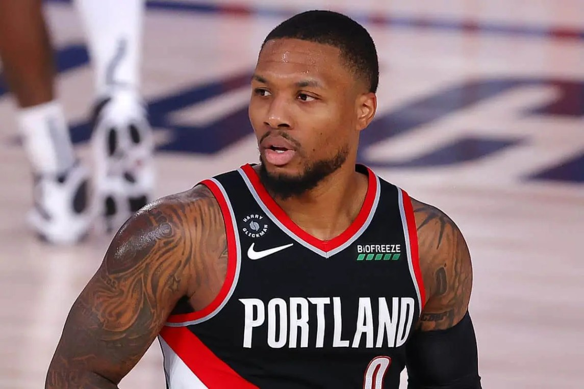 It'S Crunch Time For Damian Lillard And The Blazers