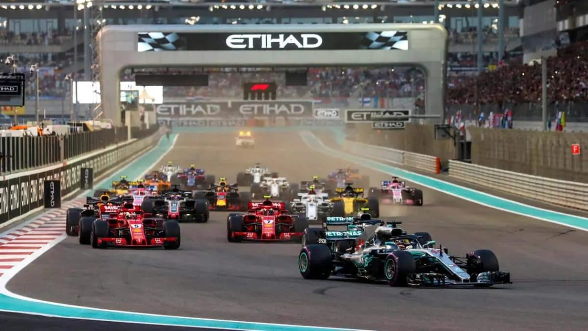 The Race At Abu Dhabi In 2020 Was Pretty Dull