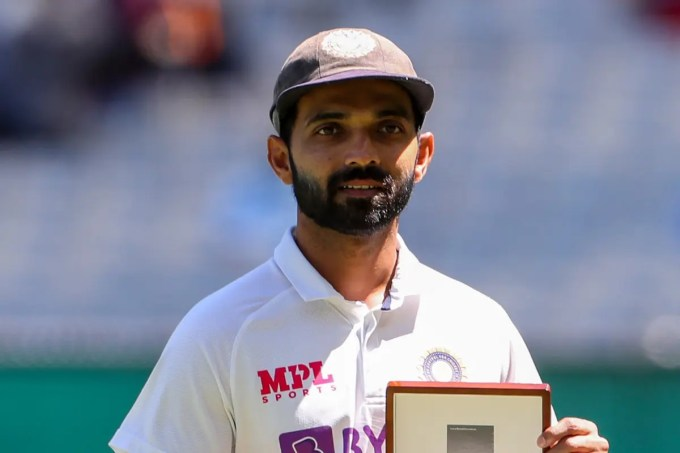 Ajinkya Rahane Impressed One And All While Leading The Indian Team