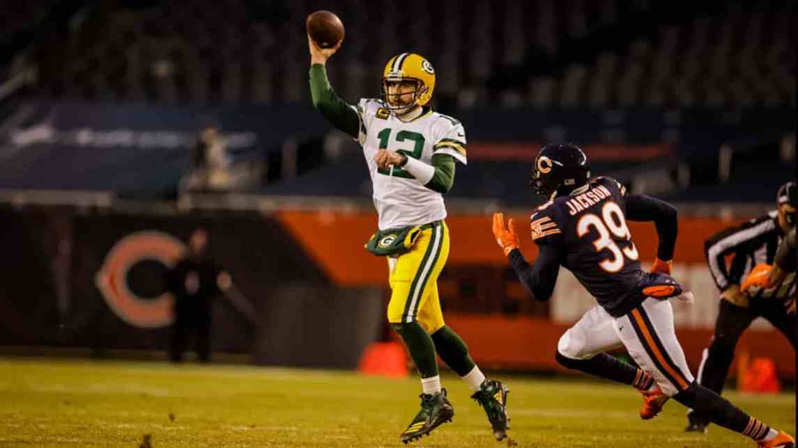 Aaron Rodgers Leads The Packers To Victory And The Number One Seed In The Nfc