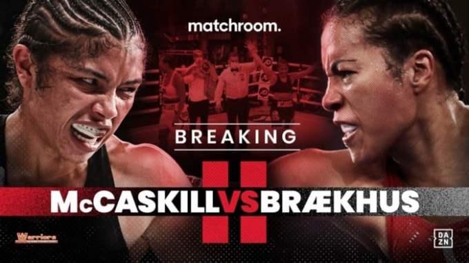 Braekhus And Mccaskill Set For Huge 2021 Rematch.