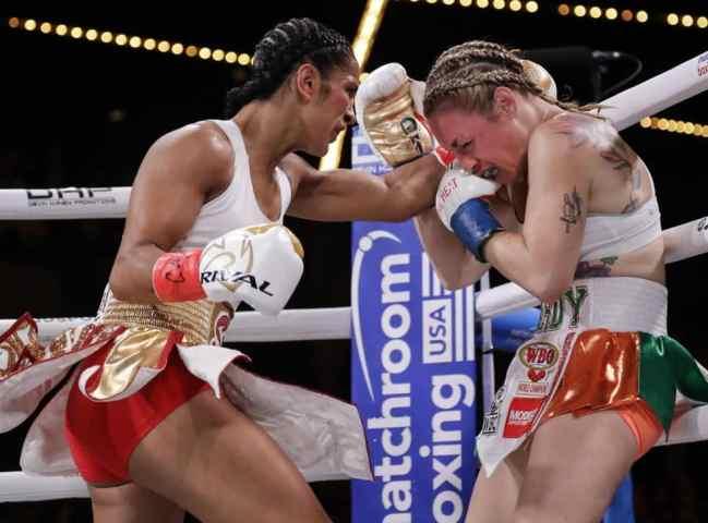 แชมป์โลก Seven Weight Amanda Serrano