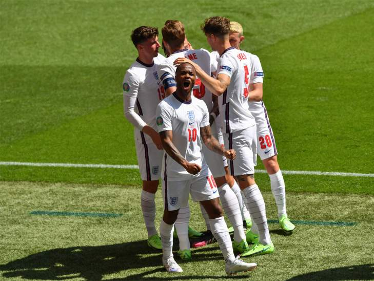 Sterling Secures England Opening Game Victory 1