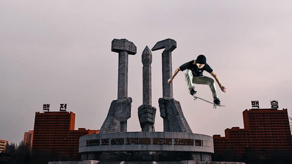Skateboarding On The Dmz