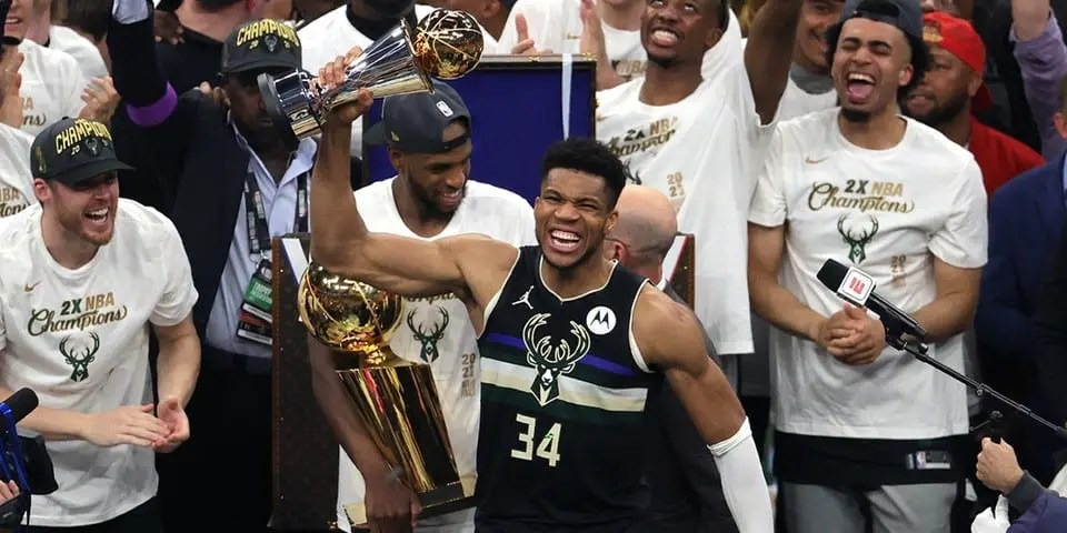 Can Giannis Repeat His Championship-Winning Season In Nba'S Central Division.