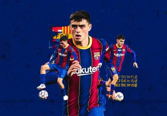 Barcelona Starlet Pedri Signs New Contract Until 2026