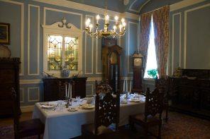 Casa Loma - dining room