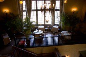 Casa Loma - tea room