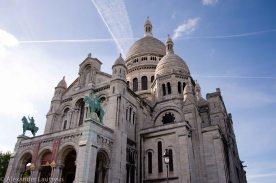 Sacré-Cœur Basilica на Монмартрее