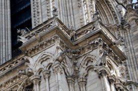 Гаргойлы - хранители собора