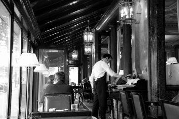 Ресторан в Гранд Отеле