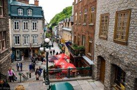 Проход к улице Petit-Champlain