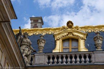 Элементы крыши Версальского Дворца