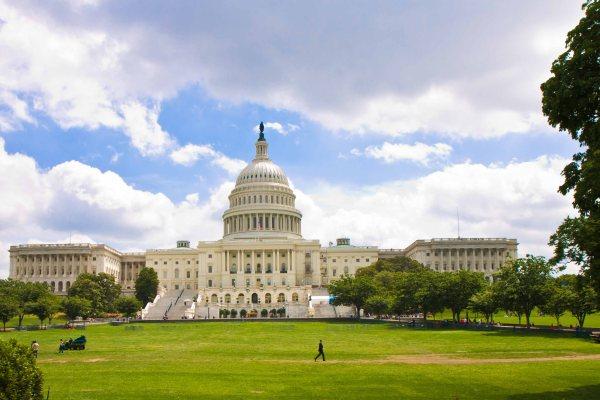 Building Capitol Hill Washington DC