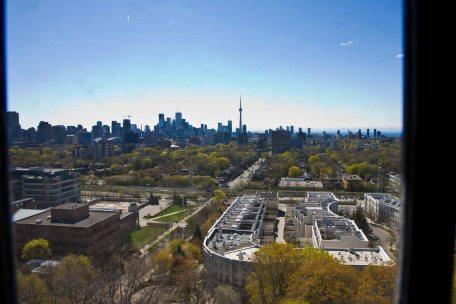 Toronto from Casa Loma