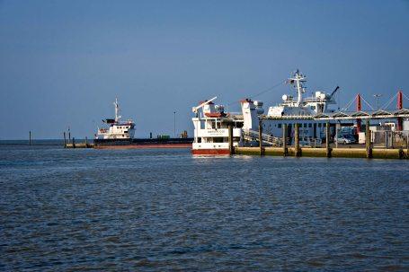 Wanderogge Ferry