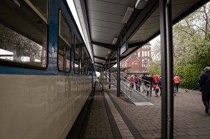 Wangerooge commute