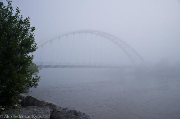 White Bridge over Humber River