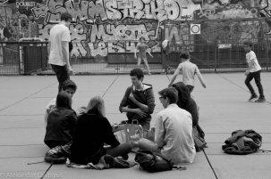Centre Georges Pompidou place