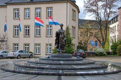 Ministère d'État (Government Office)