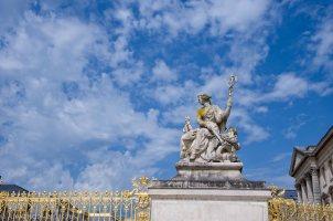 Fence Sculpture, Versailles