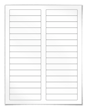 Avery Com Templates 5366 : avery, templates, Folder, Template, WL-200