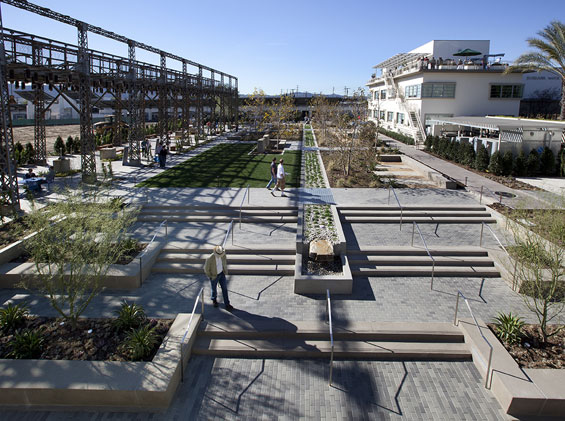burbank water and power ecocampus