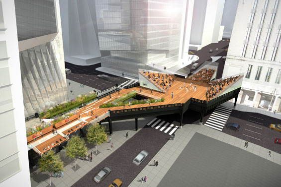 high line section 3 design unveiled