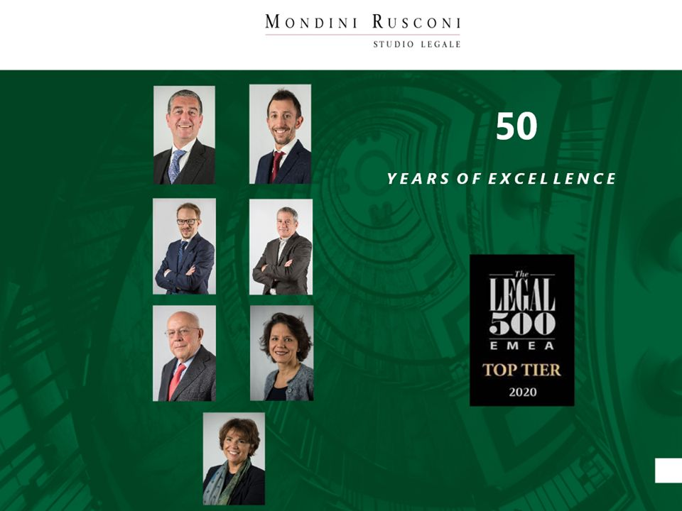 Mondini Rusconi Law Firm