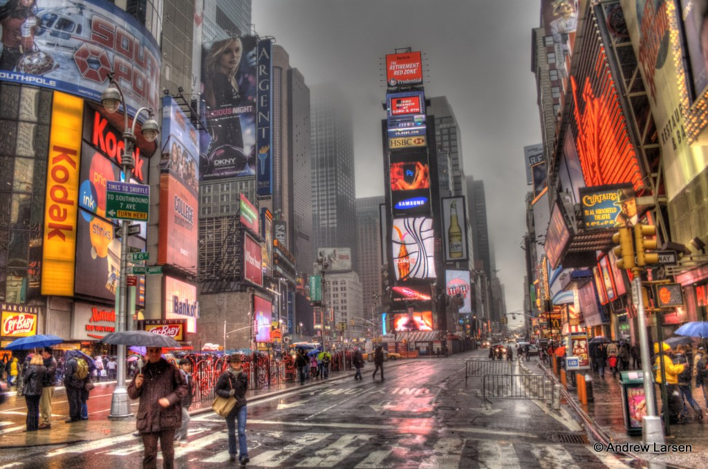 Times Square--NYC