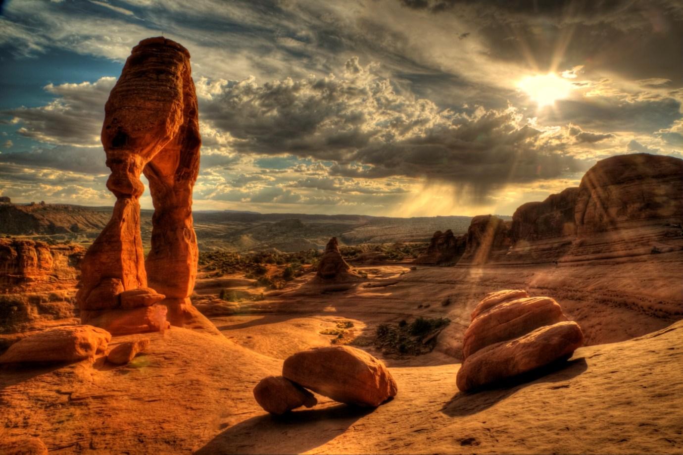 Gentle Arch