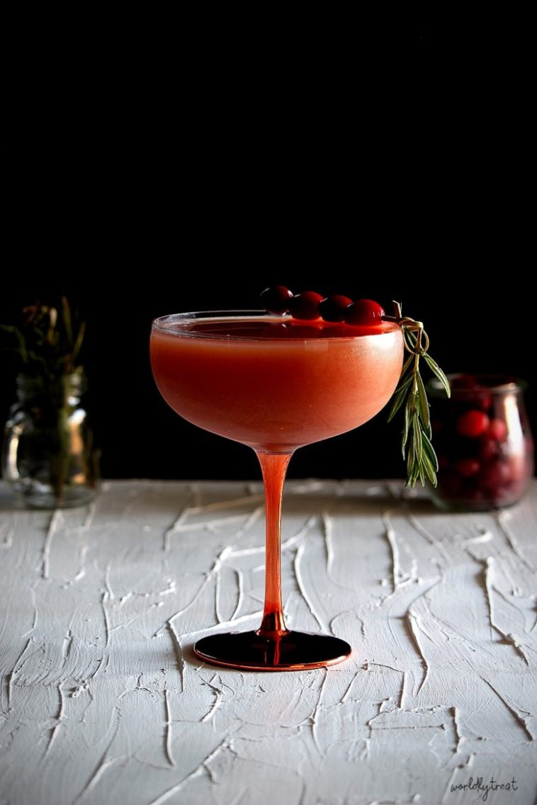 Grand Duchess (Vodka) Cocktail- easy vodka drinks