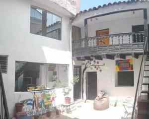 Where to stay in Cusco: Grasshopper Hostel