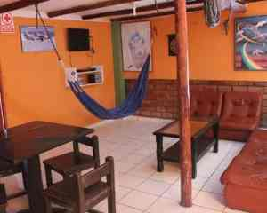 Where to stay in Huaraz: Andescamp Hostel